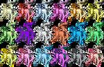Alternate Shinies: Arceus