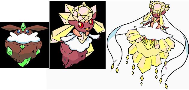 Mega Pokemon Carbink Images | Pokemon Images