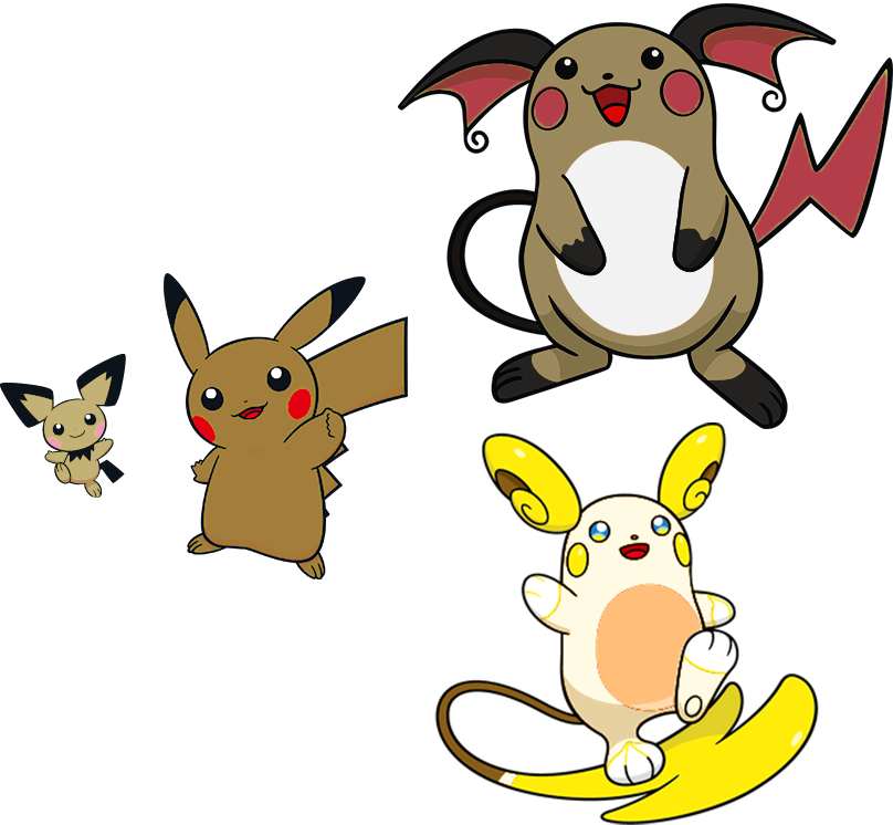 Image Result For Pichu Coloring Pages