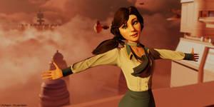 Sweet Freedom - Elizabeth Bioshock Infinite