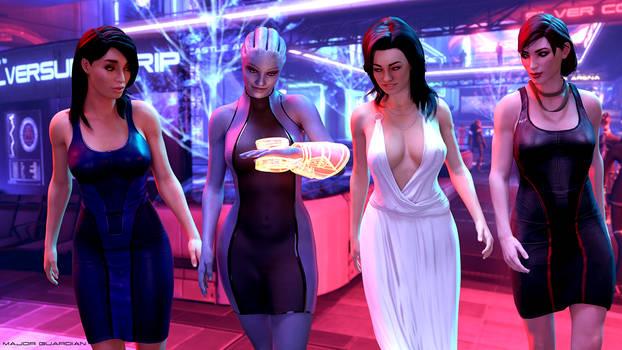 Silversun Squad 2 - Mass Effect 3