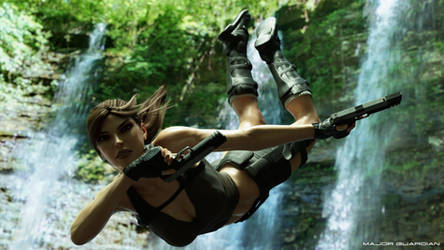 The Fall - Lara Croft Underworld