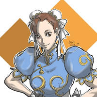 Chunli by hidss