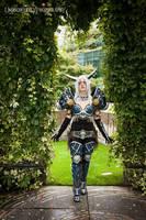 Night Elf Hunter: In Teldrassil by OshleyCosplay
