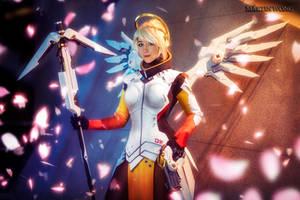 Heroes never die! by OshleyCosplay