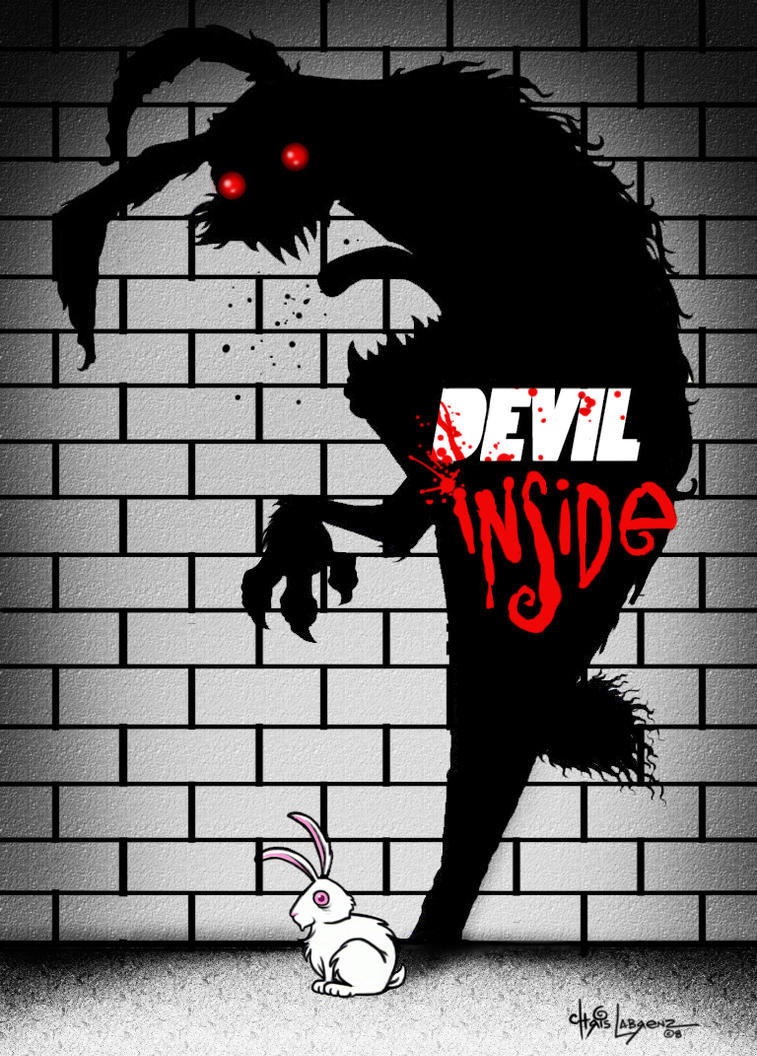 Th devil inside alicia angel