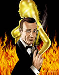 Connery James Bond