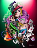 Alice by LabrenzInk