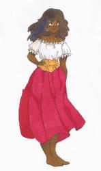 Gypsy by MrsAdler666