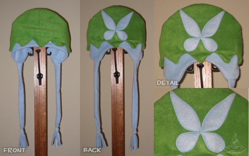 Tinkerbell Hat by RoseSagae