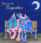 Just to be Together-X+T Fanart
