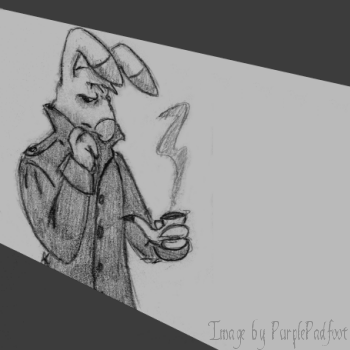 Grayscale Night -Grover- by RoseSagae