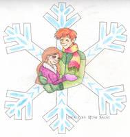 Keep Me Warm - RH Fanart by RoseSagae