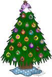 Rose's Christmas Tree 2006