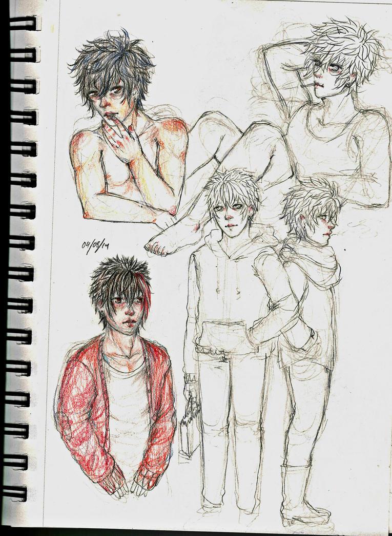 Sketch 127 by Kyaa-L