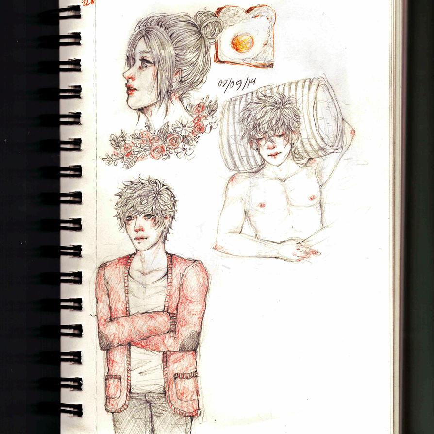 Sketch 130 by Kyaa-L
