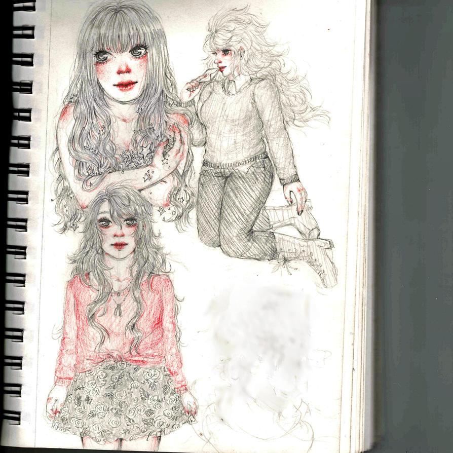 Sketch 133 by Kyaa-L