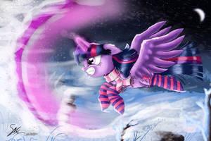 Snow vs Abilities by Shogundun