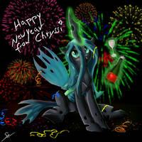 Happy New Year by Shogundun
