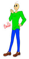 Baldi by Happy98Alex
