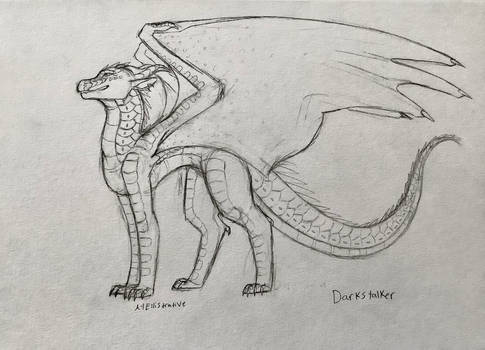Darkstalker Design