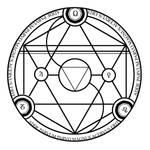 Transmutation Circle of Bronze