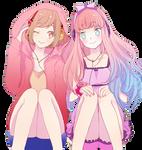 [RENDER] Meiko x Luka