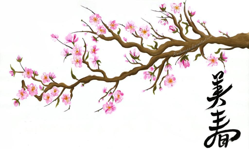 Sakura 2 by Rustamova