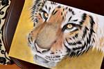 WIP. Tiger