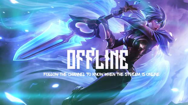 [LOL]FREE Riven offline twitch banner