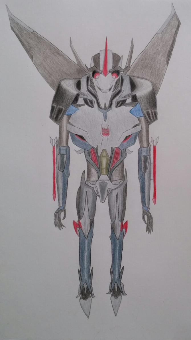 TFP Starscream~ by Mistystar7