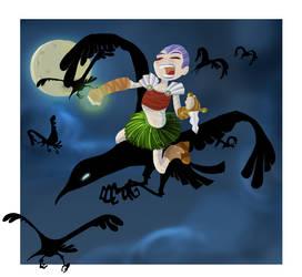 Badb Catha - Battle Crow