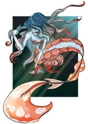 Sirene rouge bleu