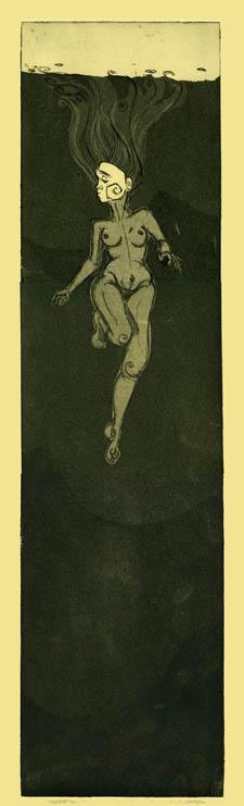 Cliodhna - black ink