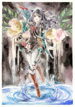 Ryou Emerald