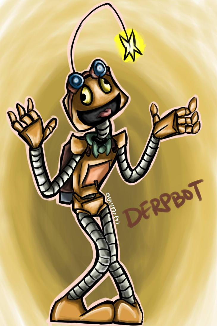 Derpbot by Serj-Tankian-Fan09