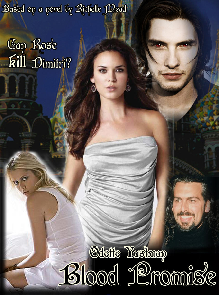 vampire academy blood promise pdf download