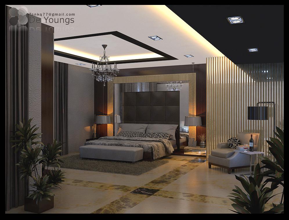 MASTER BEDROOM, KELAPA GADING by TANKQ77