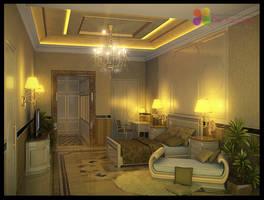 MASTER BEDROOM CLASSIC,JAKARTA by TANKQ77