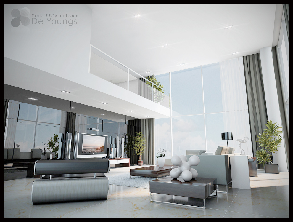 CONTEMPO LIVING ROOM RE-RENDER by TANKQ77