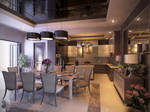 DINING AND PANTRY, MEDAN