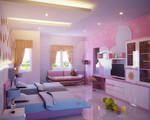 KID'S BEDROOM MEDAN