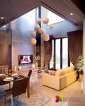 LIVING ROOM, JAKARTA
