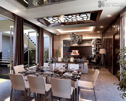 DINING N LIVING ROOM, SURABAYA