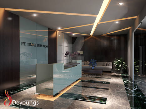 FRONT OFFICE DESIGN