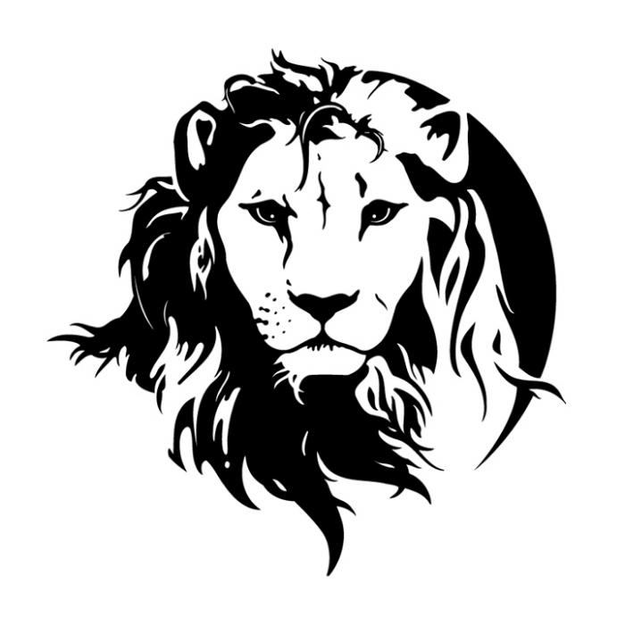 The King' MGM Grand Vegas Lion Logo-Mark-Gedrich by mgedrich