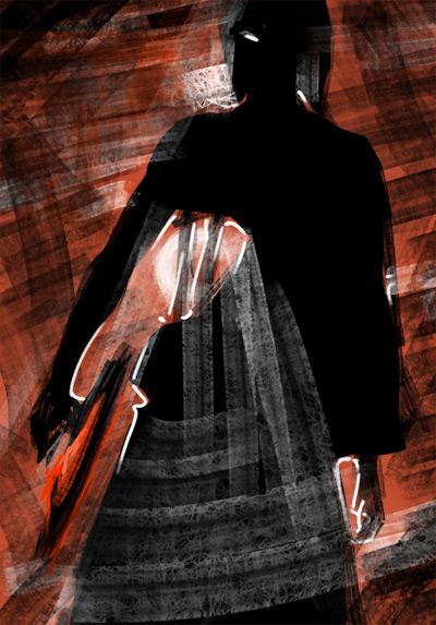 Dead man by Elruu