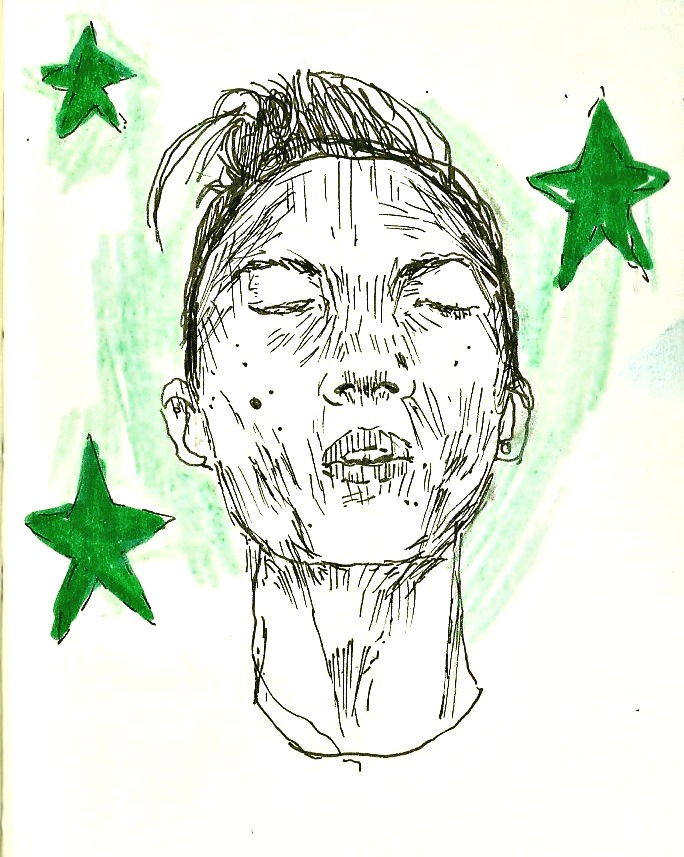 green stars by versaemergefan