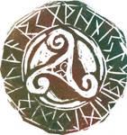Triskel runes