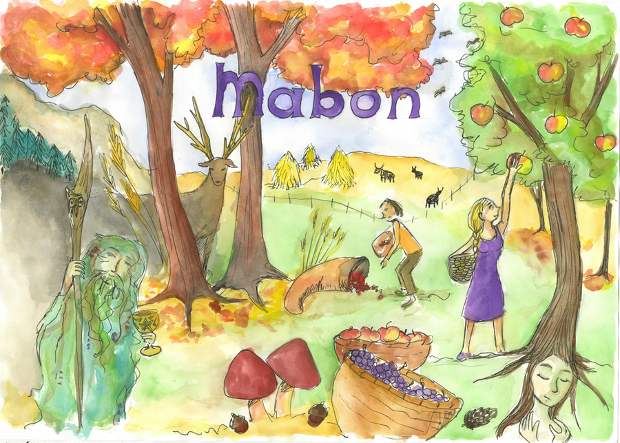 Mabon by EmmyvanRuijven